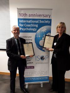Prof Stephen Palmer & Dr Siobhain O'Riordan receive Fellowships on 18th October, 2017